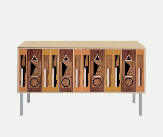 Marquetry in modern design | Design