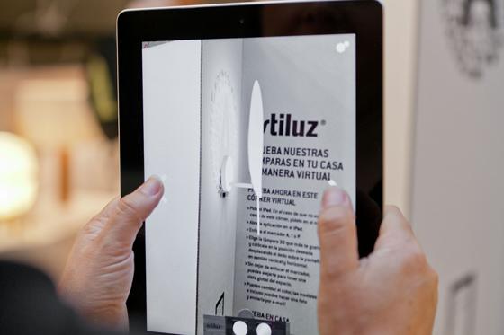 Augmented reality revolutionises the lighting design world   Industry News