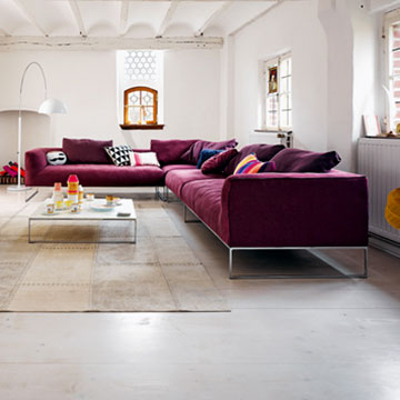 Cor Products Collections And More Architonic - The-impressive-lava-modular-sofa-system
