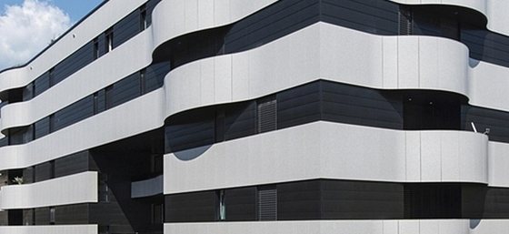Innovative STARON® Facade Cladding Points | Product Innovations