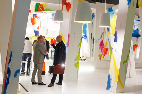 Light + Building 2016: Touched by light | Fairs