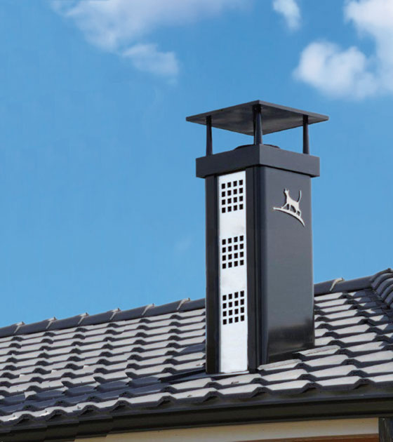 Create the chimney stack that suits you | Product Innovations