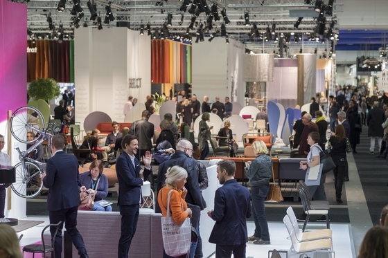 Stockholm Furniture & Light Fair  the world's largest meeting place for Scandinavian design | Fairs