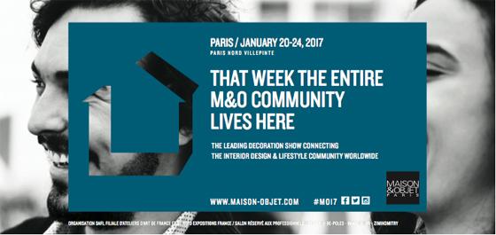 Maison&Objet Paris, January 2017 | Industry News
