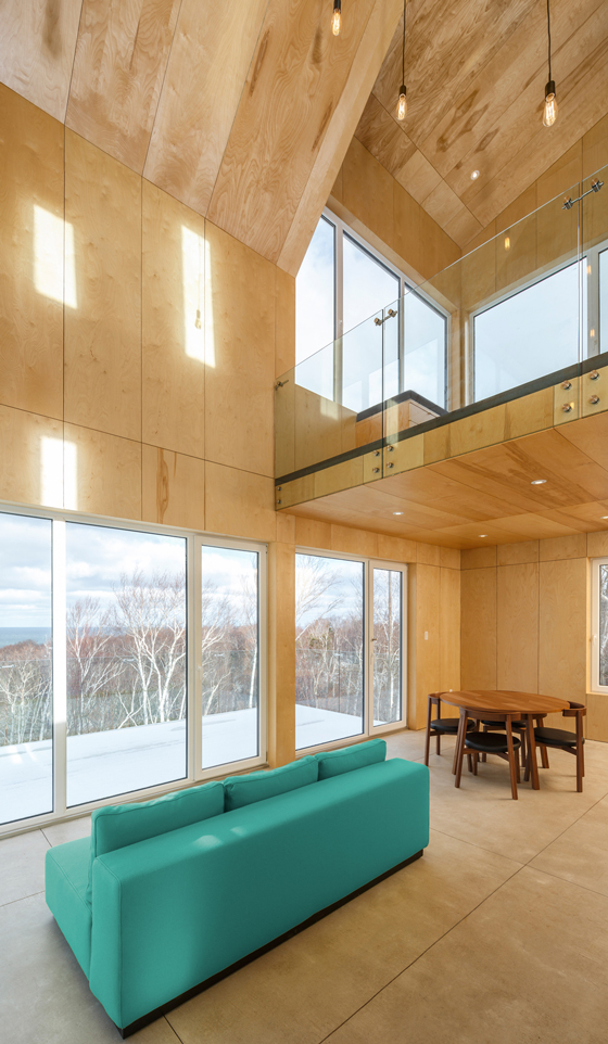 Run to the Hills!: new cabin architecture | News