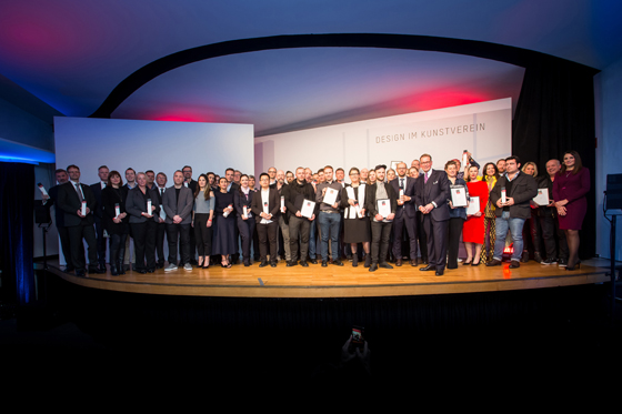 Design im Kunstverein: ICONIC AWARDS | Fairs