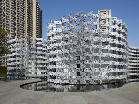 Asian Architecture Now: Kengo Kuma & Associates and Wuxi Vanke | News