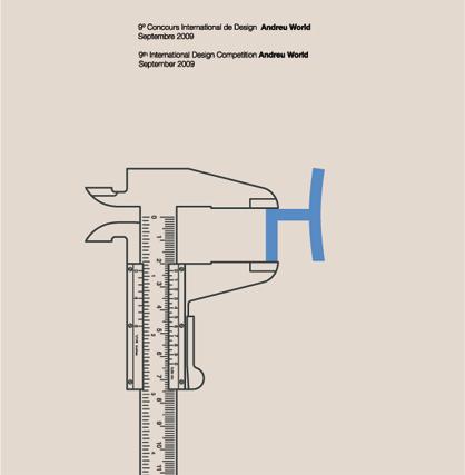 9th Andreu World's International Design Competition | Nouveautés