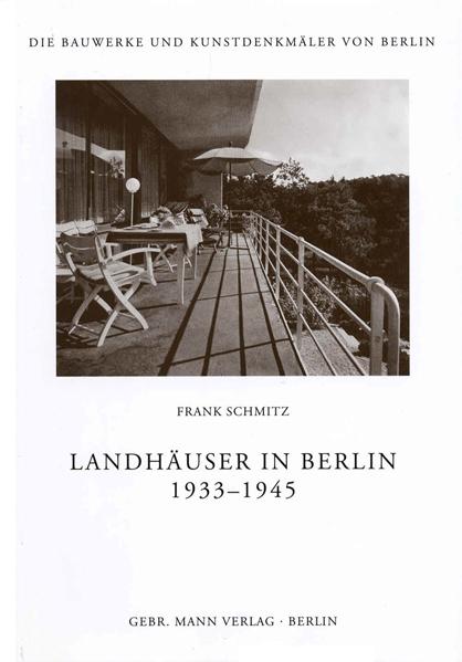 Landhäuser in Berlin 1933-1945 | Aktuelles