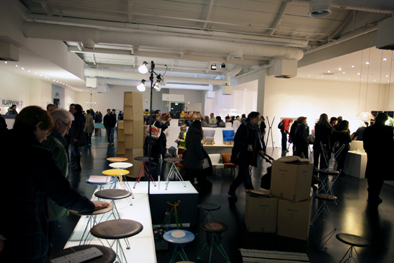 Wanderlust: Architonic goes walkabout in Cologne for Passagen 2011 | Novità