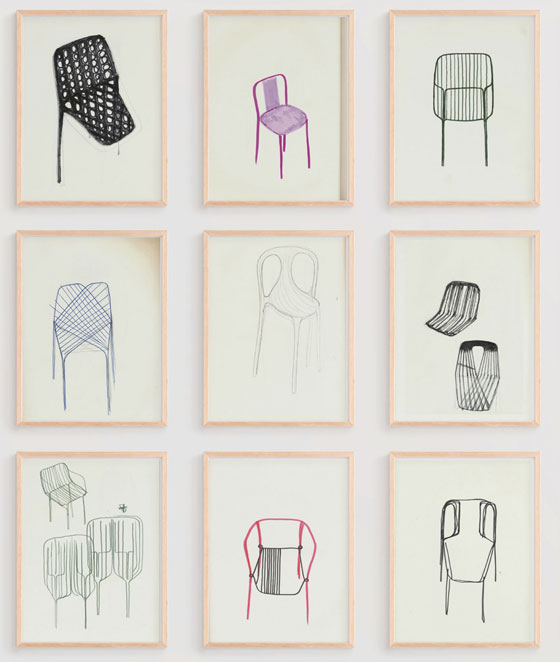 Picture Perfect: Ronan & Erwan Bouroullec at Weil am Rhein's Vitra Design Museum | Diseño