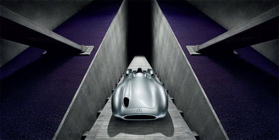 The legendary Mercedes Silver Arrow Cars on the red carpet | Industry News