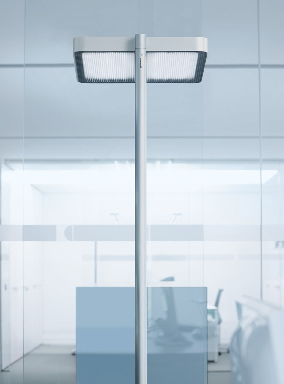 LED free-standing luminaires combine light quality and efficiency | Product Innovations