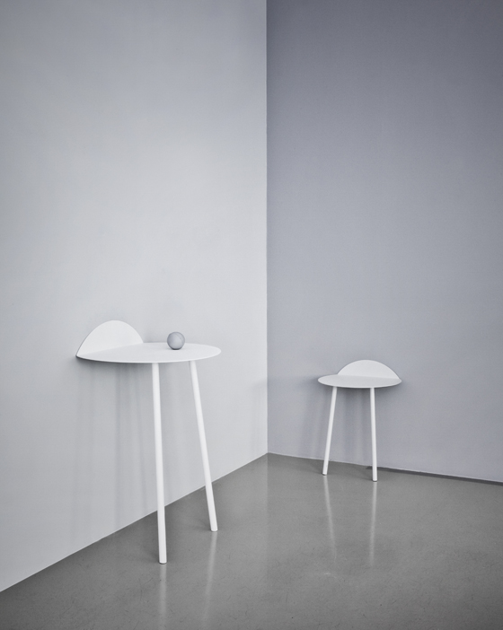 Lean On Me: wall-supported furniture and lighting | Design