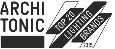Architonic Top 20 Lighting Brands 2017 News