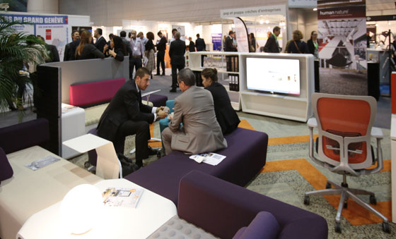 Working It: Workplace Strategy Expo, Zurich | News