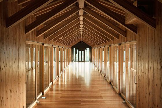 Zen architecture: Eurasian Serenity | News