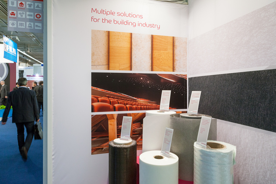 Dream Weaving: Techtextil 2017 | News