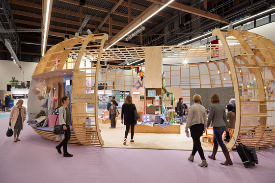 A beating textile heart in Frankfurt: Heimtextil ends with increased visitor and exhibitor numbers | Industry News