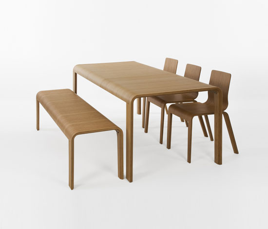 Bamboo Table With Design: Bamboo: The Design Material That Just Keeps On Giving