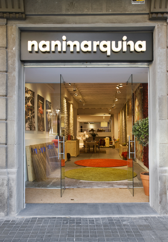 Nanimarquina opens its first shop in Barcelona | Industrie News