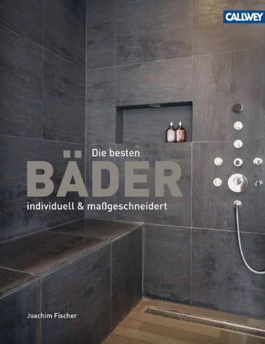 Rezension: 'Die besten Bäder' von Joachim Fischer | Design