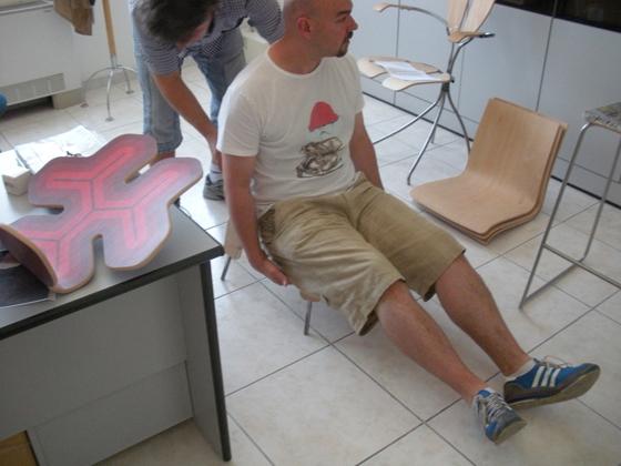 Anatomy of a Chair | News