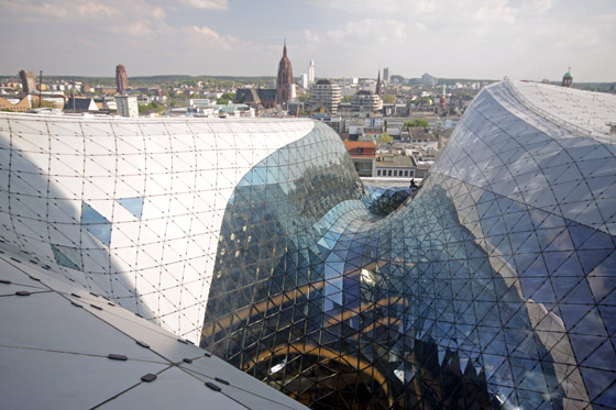 Neo Geo: geodesic construction in contemporary architecture | News