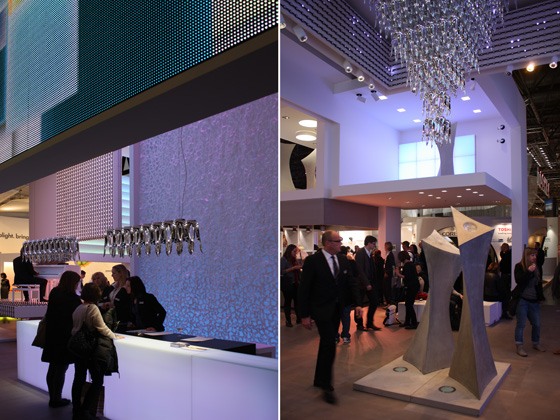 Trade Fair Review: Euroshop Duesseldorf, The Global Retail Trade Fair, 26.2. - 2.3.2011 | Novedades