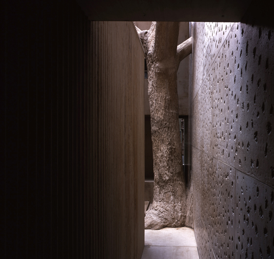 Mind the gap architects fitting extraordinary buildings for Between spaces architecture bangalore
