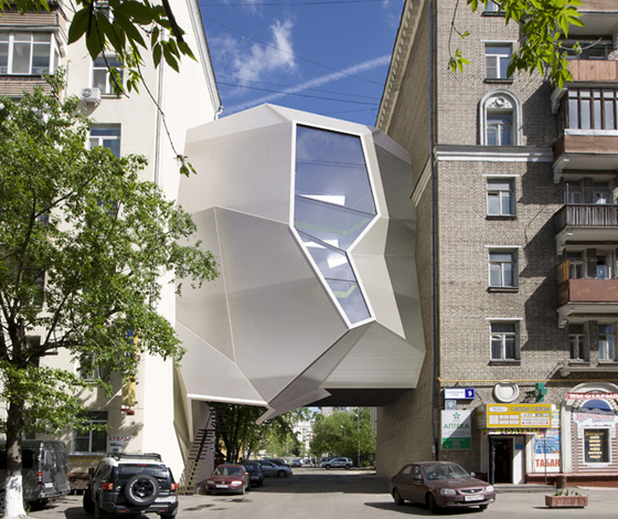 Mind the Gap: architects fitting extraordinary buildings into ..