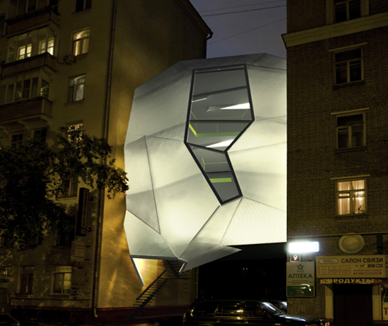 Mind the Gap: architects fitting extraordinary buildings into small spaces | Aktuelles