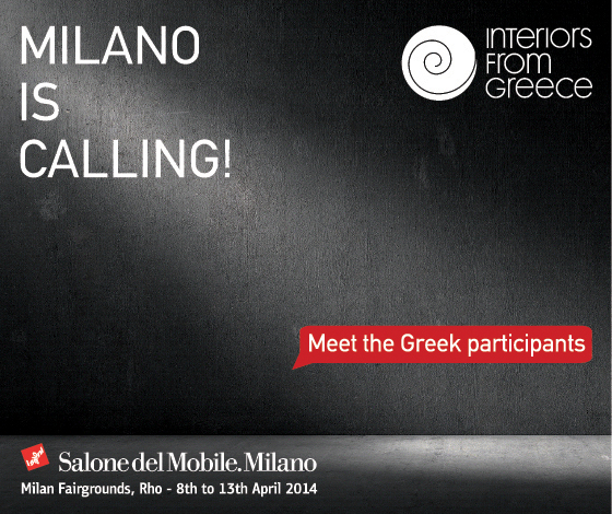 Milan via Athens: Interiors from Greece | News
