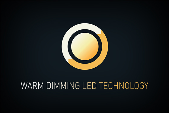 WARM DIMMING LED technology | Product Innovations