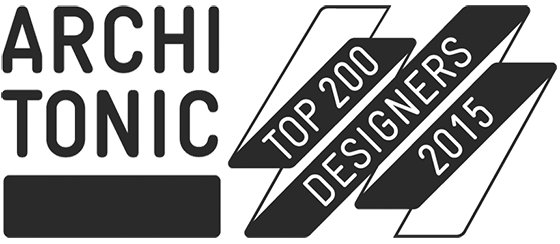 ARCHITONIC TOP 200 DESIGNERS 2015 | News