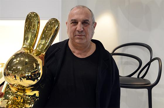 Design Stefano Giovannoni.Material Tendencies Stefano Giovannoni