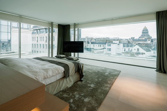 Brussels Loft with minimal windows® | Industry News