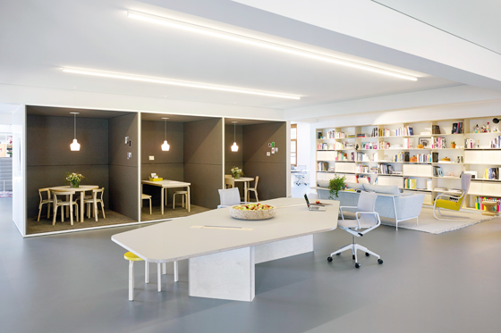 A new way of working in the Studio Office   Design