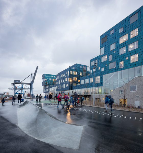 The Architecture of Learning: CF Møller | News