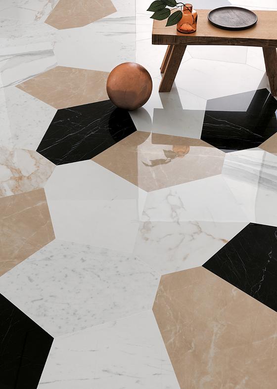 All roads lead to: FAP Ceramiche's Roma Diamond collection | News