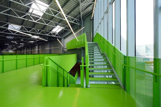 50 Shades of Green: Pedrali | News