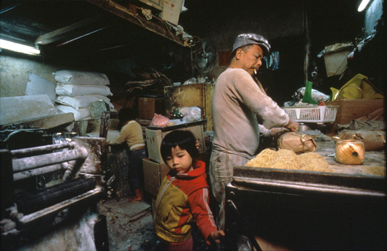 'Harmonious Anarchy': revisiting Hak Nam, Hong Kong's slum city | News