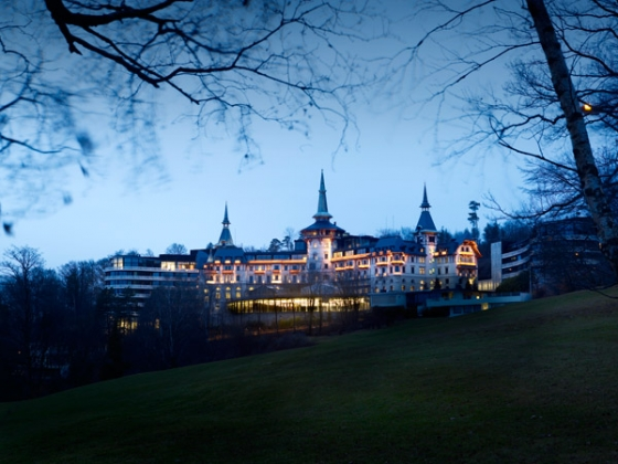 The Grand Hotel: The Bourgeois Dream of an Aristocratic Castle | Novità