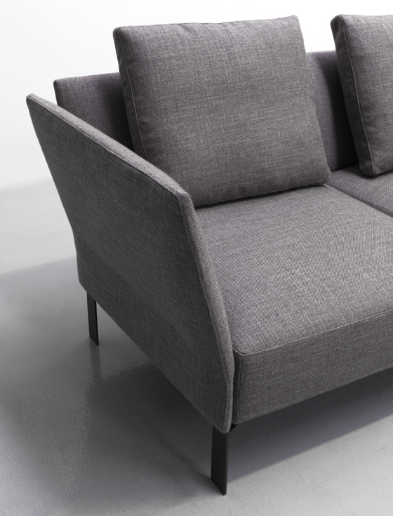 Flexible living: LEMA's latest upholstered seating systems | News