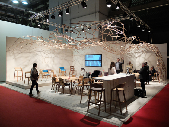 Spaced: fair-stand architecture that stands out | News