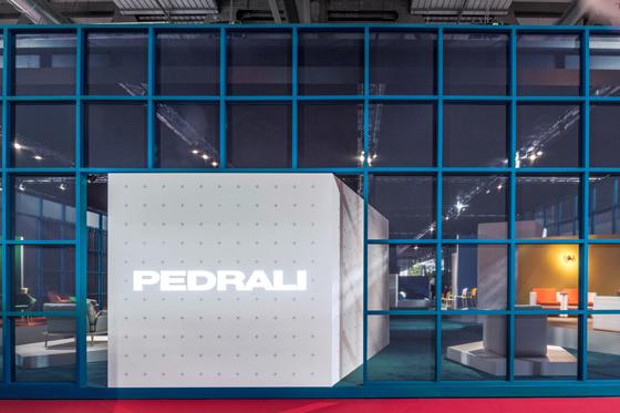 Centre Stage: Pedrali at the Salone del Mobile 2017 | News