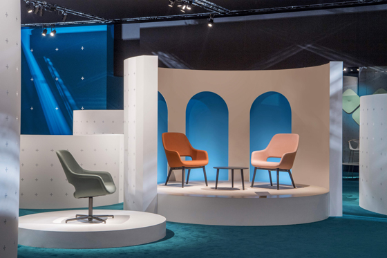 Superieur Centre Stage: Pedrali At The Salone Del Mobile 2017 | News