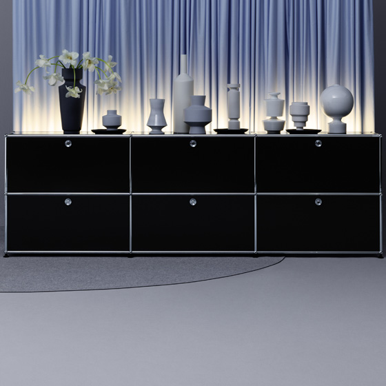 in neuem licht usm haller e. Black Bedroom Furniture Sets. Home Design Ideas