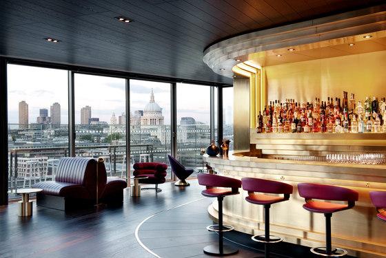 Ain't no mountain high enough: Kuehne + Nagel x Mondrian London | News