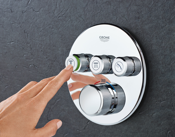Smart and simple: Grohe SmartControl | News